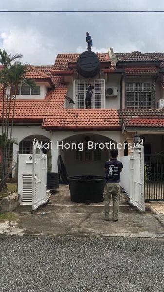 Water tank Water tank Selangor, Malaysia, Kuala Lumpur (KL), Seri Kembangan Services, Contractor, Specialist   Wai Hong Brothers Sdn Bhd