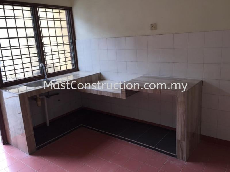 Fully Patch Up for Rent Remodeling/Restoration  Selangor, Puchong, Kuala Lumpur (KL), Malaysia Contractor, Service, Company   | Mast Construction