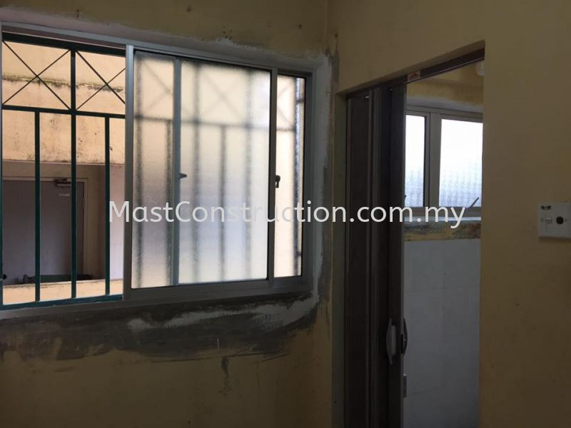 Reno for Rent Renovation Works Selangor, Puchong, Kuala Lumpur (KL), Malaysia Contractor, Service, Company   | Mast Construction