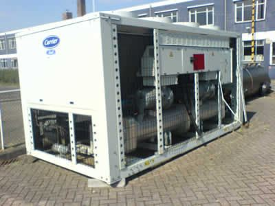 Carrier Air Cold Chiller 30G X 152 Air Cooled Chiller Carrier Selangor, Malaysia, Kuala Lumpur (KL), Puchong Air Conditioner, Supplier, Supply | Temptech Engineering (M) Sdn Bhd