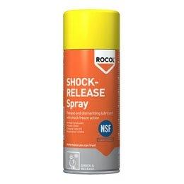 SHOCK-RELEASE Spray Rocol Adhesive , Compound & Sealant Johor Bahru (JB), Johor, Malaysia Supplier, Suppliers, Supply, Supplies | KSJ Global Sdn Bhd