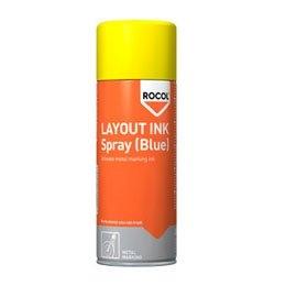 LAYOUT INK Spray (Blue) Rocol Adhesive , Compound & Sealant Johor Bahru (JB), Johor, Malaysia Supplier, Suppliers, Supply, Supplies | KSJ Global Sdn Bhd