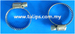 TRIDON Stainless Steel Hose Clip Fasteners Penang, Malaysia, Penang Street Supplier, Suppliers, Supply, Supplies | Chew Kok Huat & Son Sdn Bhd