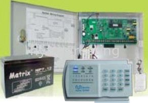 mcm816 Wire & Wireless Alarm System Alarm System Melaka, Batu Berendam, Malaysia Supplier, Supply, Supplies, Installation   HYT Marketing Sdn Bhd