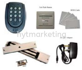 DA-Set11 Standalone Door Access System Melaka, Batu Berendam, Malaysia Supplier, Supply, Supplies, Installation | HYT Marketing Sdn Bhd