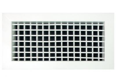 DD - Double Deflection Grilles (Fixed)