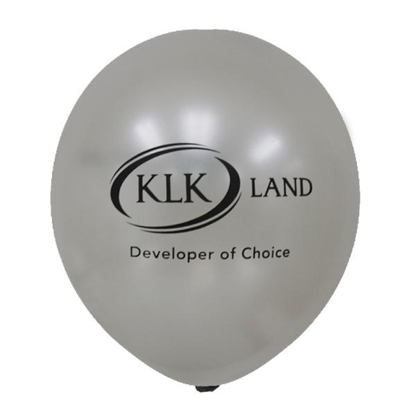 KLK Land - Grey Balloon Printing Service - Our Client Malaysia, Kuala Lumpur (KL), Selangor, Batu Caves Supplier, Suppliers, Supply, Supplies | Taseng Marketing Sdn Bhd