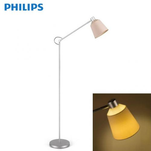 PHILIPS 38159 Shade Cloth Shade Floor Lamp