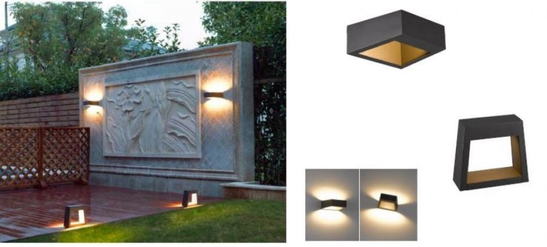 DESS LED WALL LIGHT 3000K GLHI1351