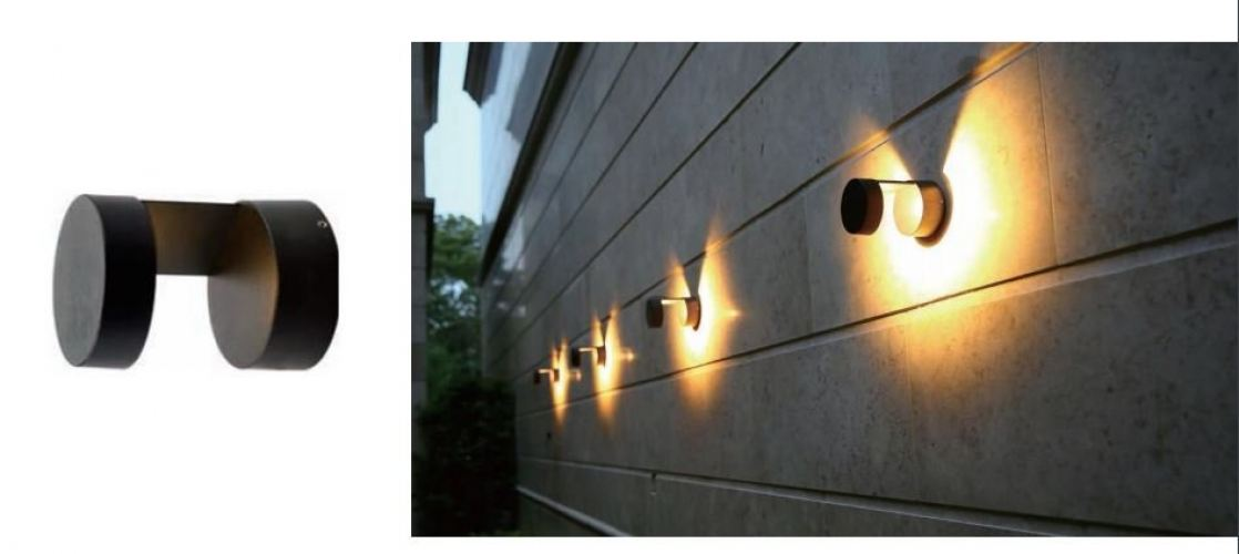 DESS LED WALL LIGHT 3000K GLDC1273