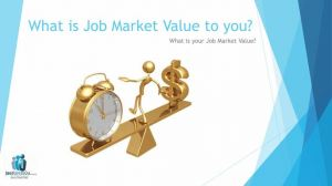 What is My Job Market Value?