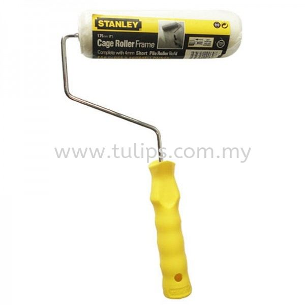 29-494-1 Paint Roller Stanley Paint & Brush Penang, Malaysia, Penang Street Supplier, Suppliers, Supply, Supplies | Chew Kok Huat & Son Sdn Bhd