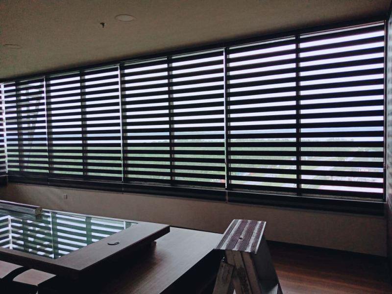 Sunway Projects Office Blinds Johor Bahru (JB), Johor Supplier, Suppliers, Supplies, Supply | Kim Curtain Design & Decorating Enterprise