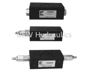 PowerFlow™ D05 Modular Stack Valve Continental Hydraulics (USA) Selangor, Malaysia, Kuala Lumpur (KL), Klang Supplier, Suppliers, Supply, Supplies | UEW Hydraulics & Engineering Sdn Bhd