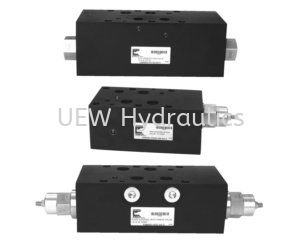 PowerFlow™ D08 Modular Stack Valve Continental Hydraulics (USA) Selangor, Malaysia, Kuala Lumpur (KL), Klang Supplier, Suppliers, Supply, Supplies | UEW Hydraulics & Engineering Sdn Bhd