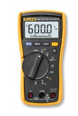 Fluke 115 Field Service Technicians Multimeter Multimeters Fluke Singapore Distributor, Supplier, Supply, Supplies | Mobicon-Remote Electronic Pte Ltd