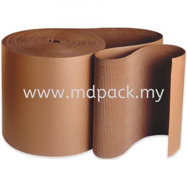 Single Face Paper Single Face Paper Perak, Malaysia, Ipoh Supplier, Suppliers, Supply, Supplies | MD Pack Industries Sdn Bhd