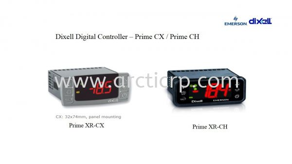 Prime XR75CX  Prime CX Dixell Controllers DIXELL Selangor, Malaysia, Kuala Lumpur (KL), Puchong Supplier, Suppliers, Supply, Supplies   Arctic Refrigeration Components Supply Sdn Bhd
