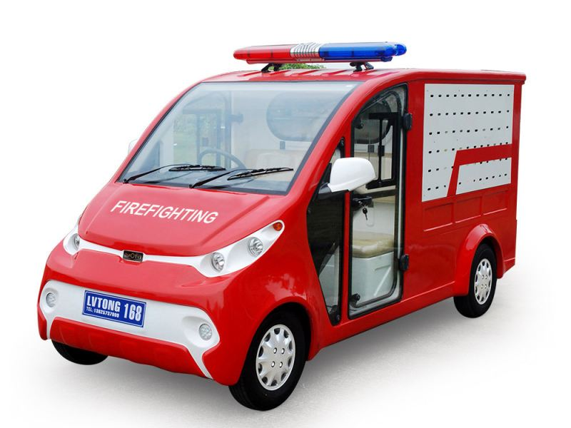 Electric Fire Truc Fire Fighter Truck  Electric Golf & Sightseeing Car (高尔夫观光车) Johor Bahru (JB), Skudai, Malaysia Supplier, Suppliers, Supply, Supplies | Navigreen & Safety Equipment Sdn Bhd