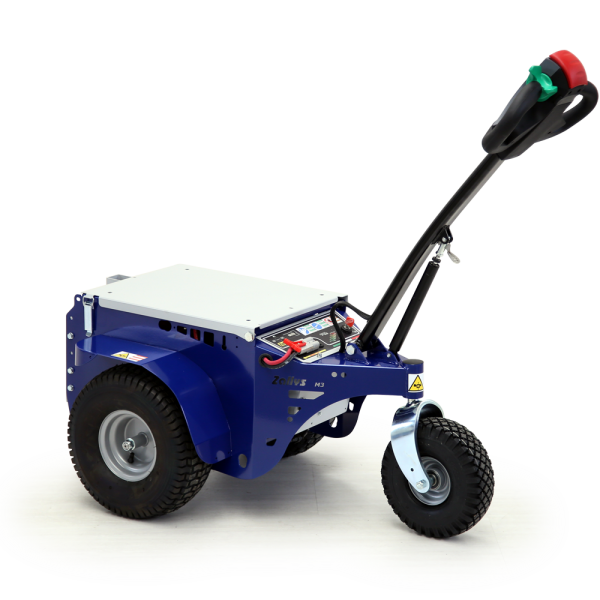 M3 Zallys Electric Tractor (电动拖车) Johor Bahru (JB), Skudai, Malaysia Supplier, Suppliers, Supply, Supplies | Navigreen & Safety Equipment Sdn Bhd