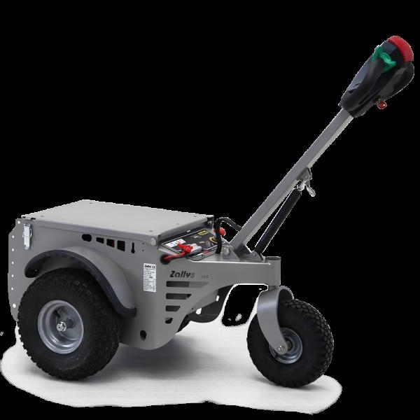 M4 Zallys Electric Tractor (电动拖车) Johor Bahru (JB), Skudai, Malaysia Supplier, Suppliers, Supply, Supplies   Navigreen & Safety Equipment Sdn Bhd