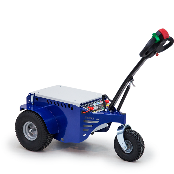 M9 Zallys Electric Tractor (电动拖车) Johor Bahru (JB), Skudai, Malaysia Supplier, Suppliers, Supply, Supplies | Navigreen & Safety Equipment Sdn Bhd