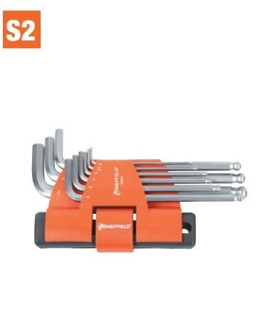 9-In-1 Long Arm Ball End Hex Key (S050023) Hex Key Fastening Tools Handtools Malaysia Johor Bahru JB Singapore Supplier, Supply | Dou Yee Enterprises (S) Pte Ltd