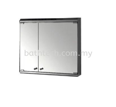 SCS-106DD Bathroom Mirror Cabinet  Abagno  Mirror  Bathroom Accessories Johor Jaya, Johor Bahru (JB), Johor. Supplier, Suppliers, Supply, Supplies | Bathtech Building Products Sdn Bhd