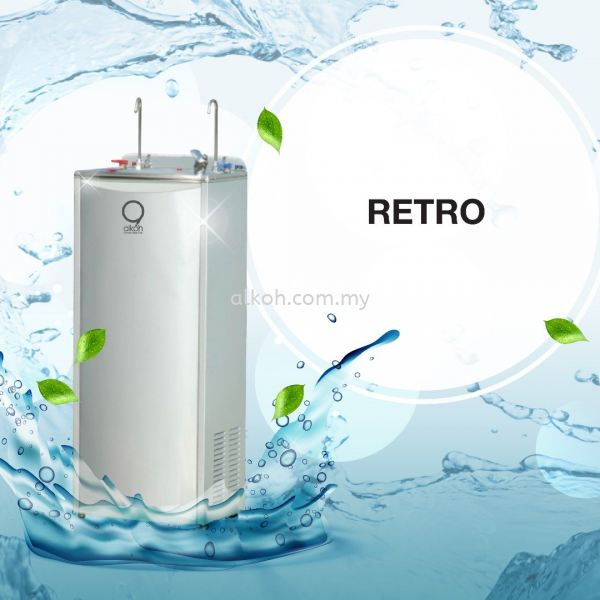 RETRO Stainless Steel Water Dispenser Water Cooler Johor Bahru (JB), Malaysia, Ulu Tiram Supply, Suppliers, Supplies | Alkoh Marketing Sdn Bhd
