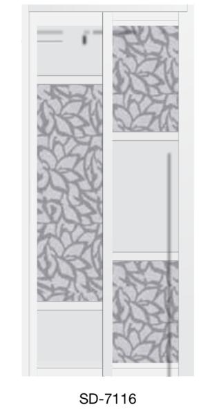 SD 7116 Slide / Swing Doors Malaysia Johor Bahru JB, Singapore Supplier, Installation | S & K Solid Wood Doors