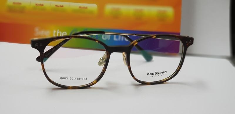 PaeSyeon korea frame  Plastic Full Frame Frame Melaka, Malaysia, Bukit Baru Supplier, Suppliers, Supply, Supplies | Light Vision Optical Centre