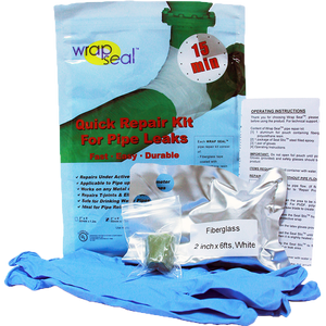 WRAP SEAL QUICK REPAIR KIT FOR PIPE LEAKS Water Activated Tapes Marine & Offshore Johor Bahru (JB), Johor, Malaysia Supplier, Suppliers, Supply, Supplies | KSJ Global Sdn Bhd