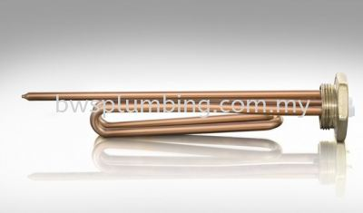 Solar Water Heater Heating Element & Thermostat (Backup Heater)