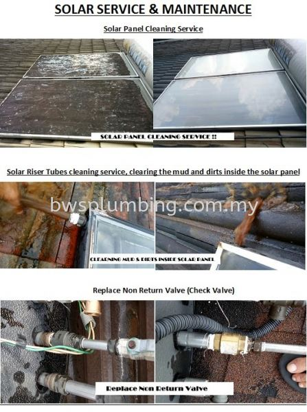 Solar Water Heater Full Service and Maintenance Company Frequently Asked Question Selangor, Malaysia, Melaka, Kuala Lumpur (KL), Seri Kembangan Supplier, Supply, Repair, Service | BWS Sales & Services Sdn Bhd