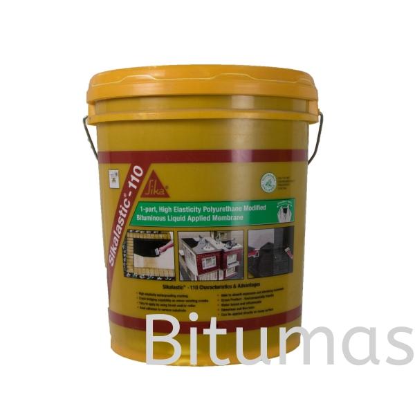 Sikalastic 110 Sika Brands Waterproofing Products Selangor, Malaysia, Kuala Lumpur (KL), Puchong Supplier, Suppliers, Supply, Supplies   Bitumas Asia Sdn Bhd