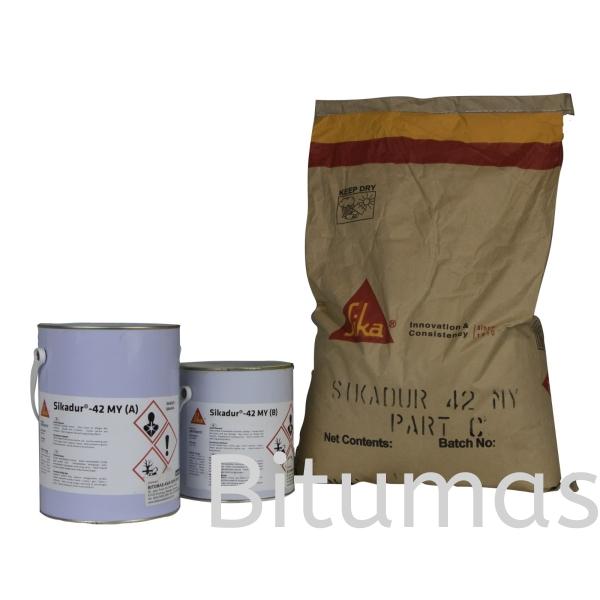Sikadur 42MY Part A, B, C Sika Brands Waterproofing Products Selangor, Malaysia, Kuala Lumpur (KL), Puchong Supplier, Suppliers, Supply, Supplies | Bitumas Asia Sdn Bhd