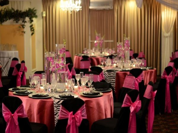 Table Banquet and Chairs Covers Banquet Penang, Malaysia, Ayer Itam Supplier, Supply, Supplies, Installation | YK Curtain