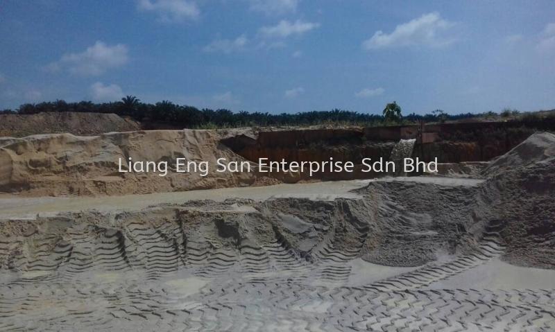 Mining  Wash Sand SUPPLY SAND AND STONE Johor Bahru (JB), Malaysia, Setia Indah Service, Rental, Supplier, Supply    Liang Eng San Enterprise Sdn Bhd
