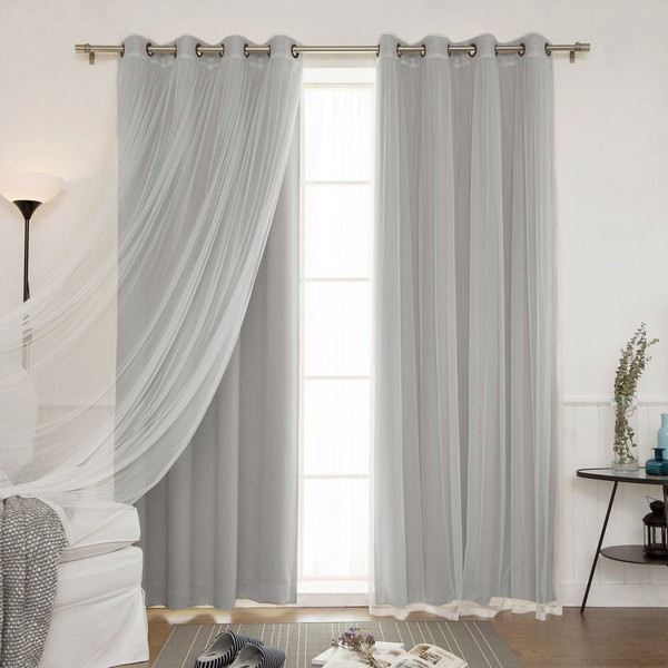 blackout curtain with sheer Blackout curtain Curtain Penang, Malaysia, Ayer Itam Supplier, Supply, Supplies, Installation | YK Curtain
