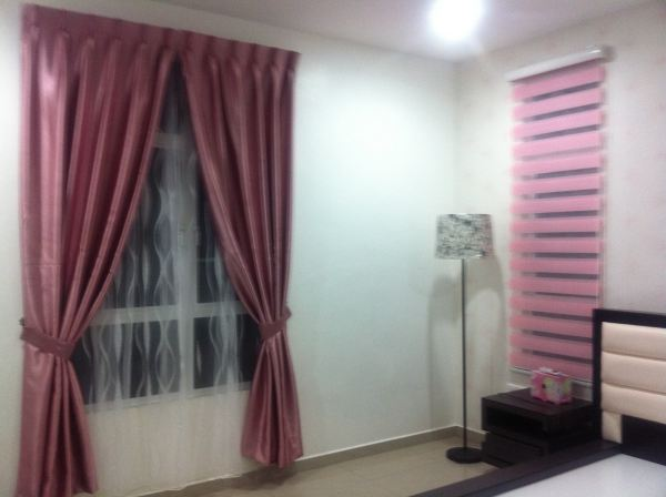 IMG_0062 Normal curtain with or without sheer Curtain Penang, Malaysia, Ayer Itam Supplier, Supply, Supplies, Installation | YK Curtain