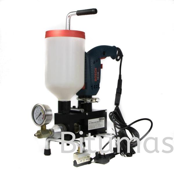 B2-1000 PU Injection Pump Machinery Selangor, Malaysia, Kuala Lumpur (KL), Puchong Supplier, Suppliers, Supply, Supplies | Bitumas Asia Sdn Bhd