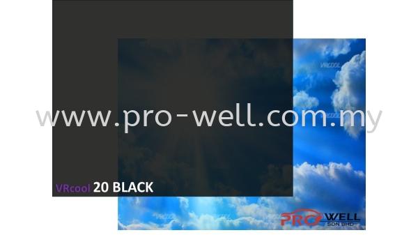 20 Black 1PLY   (5' x 100') 1PLY Film Seri Kembangan, Selangor, Malaysia Supplier, Supply, Installation, Services   Pro-Well Sdn Bhd