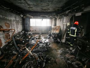 70 Residents Evacuated After Fire Breaks Out in Toa Payoh Flat
