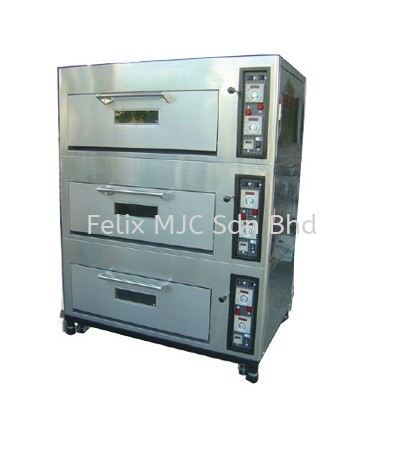 Gas Deck Oven Gas Oven Others Selangor, Malaysia, Kuala Lumpur (KL), Klang Supplier, Suppliers, Supply, Supplies | Felix MJC Sdn Bhd