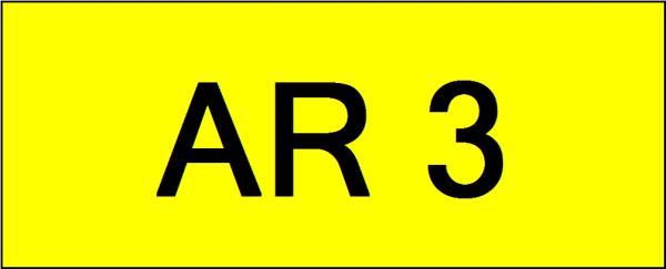 Superb Classic Number Plate (AR3) All Plate Johor Bahru (JB), Kuala Lumpur, KL, Malaysia. Service   AAA Premium Sdn Bhd