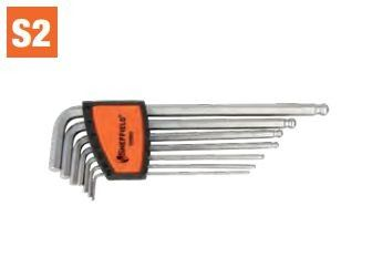 7 pcs Extra-Long Arm Ball End Hex Key Set (S050009) Hex Key Fastening Tools Handtools Malaysia Johor Bahru JB Singapore Supplier, Supply | Dou Yee Enterprises (S) Pte Ltd