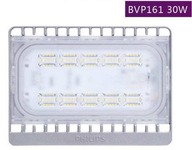 PHILIPS BVP161 30W SmartBright LED Floodlight Warm White 3000k