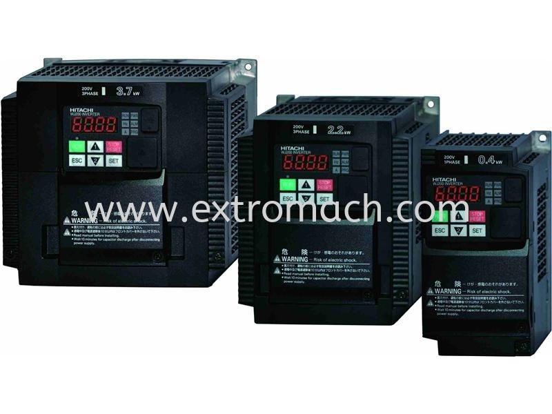 Hitachi Inverter WJ200 Series HITACHI INVERTER & PLC Johor Bahru (JB), Malaysia, Taman Daya Supplier, Suppliers, Supply, Supplies | Extro Machinery Trading Sdn Bhd