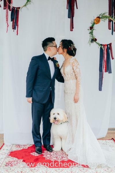 Styled shoot Pre-Wedding Photography Singapore Service | Amanda Cheong Make Up Artist