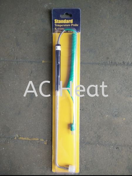L shape surface temperature sensor (Type K) Thermocouples Selangor, Malaysia, Kuala Lumpur (KL), Klang Supplier, Suppliers, Supply, Supplies | AC Heat Automation